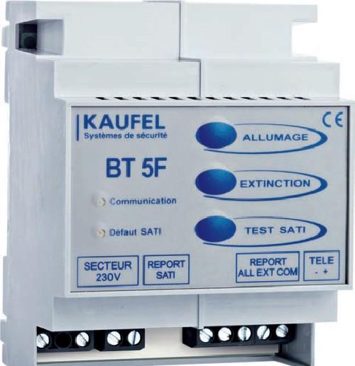 Telecommande universelle BT 5F - KAUFEL