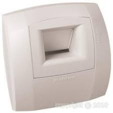 Bouche VMC hygroréglable salle de bains ALDES