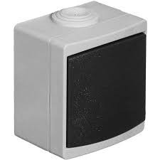 bouton poussoir saillie étanche IP55 - IK08