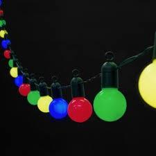 Guirlande lumineuse exterieur guinguette