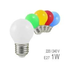 Ampoule LED guirlande guinguette