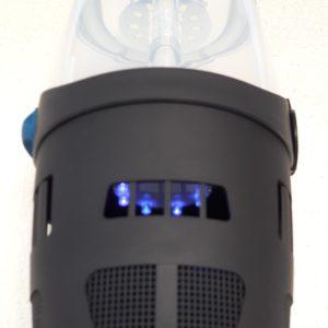 Lampe nomade anti-mpoustiques rechargeable