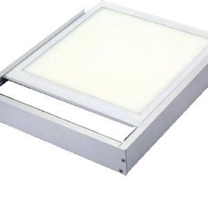Cadre saillie pour panneau LED 600 x 600