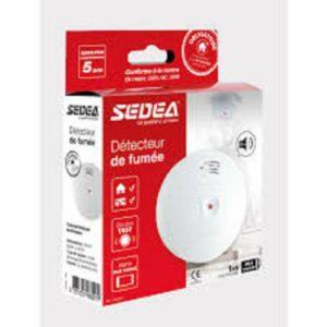 Détecteur Autonome de fumée SEDEA 598001