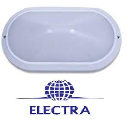 Hublot ovale blanc ELLIPSE MINI, ELECTRA