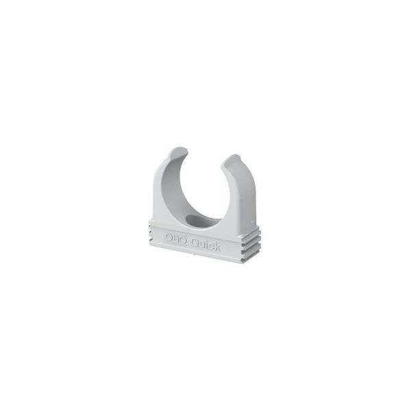 Fixation quick clip pour tube IRO - D.25